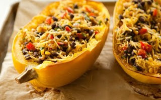 Spaghetti Squash is here!