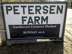 Blue Skys Farm joins the Northwest Farmers Market!