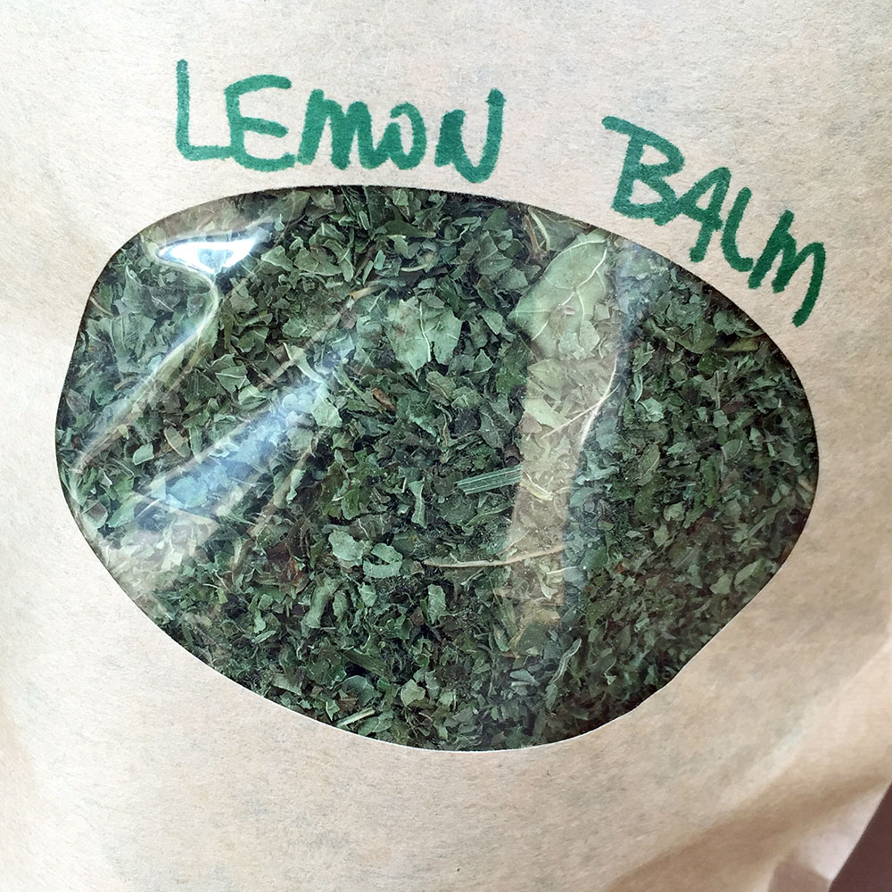lemon balm herb | Blue Skys Farm | Cranston, RI